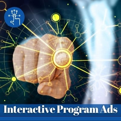 Interactive Program Ads
