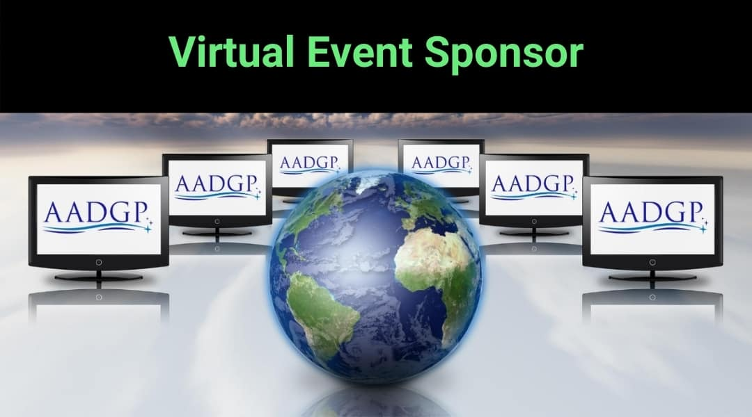 AADGP Virtual Event Sponsorship